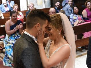 La boda de Oscar y Rocío