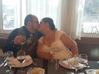 La boda de Alberto y Jessica