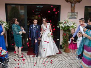 La boda de Raluca y José María