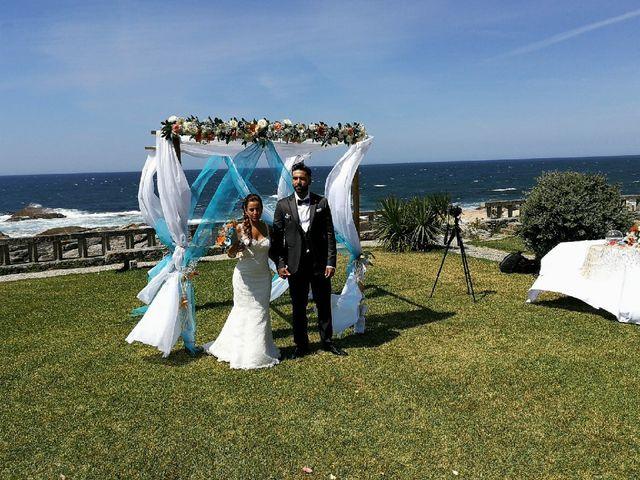 La boda de Vane y David
