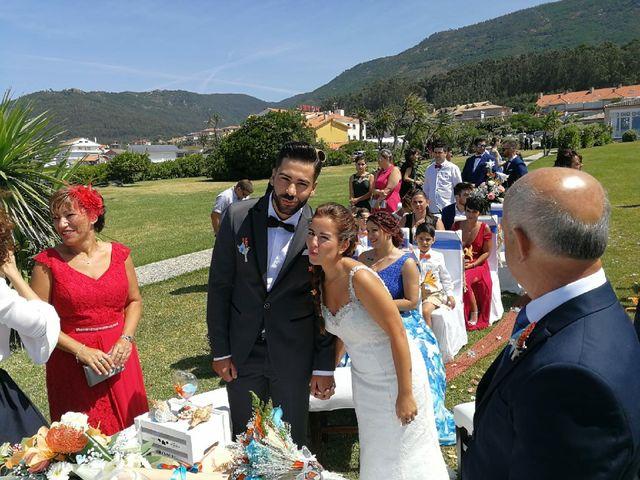 La boda de David y Vane en Oia, Pontevedra 1