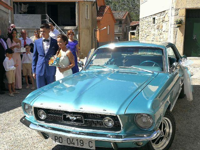 La boda de David y Vane en Oia, Pontevedra 3