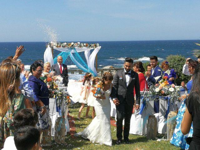 La boda de David y Vane en Oia, Pontevedra 4