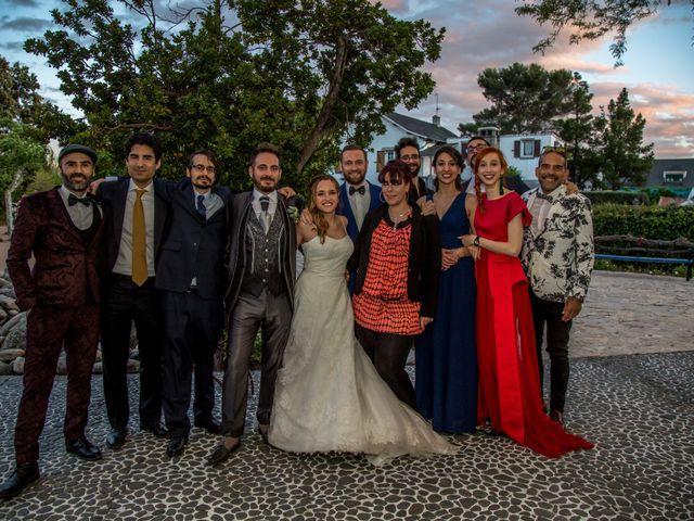 La boda de Max y Laura en Madrid, Madrid 38