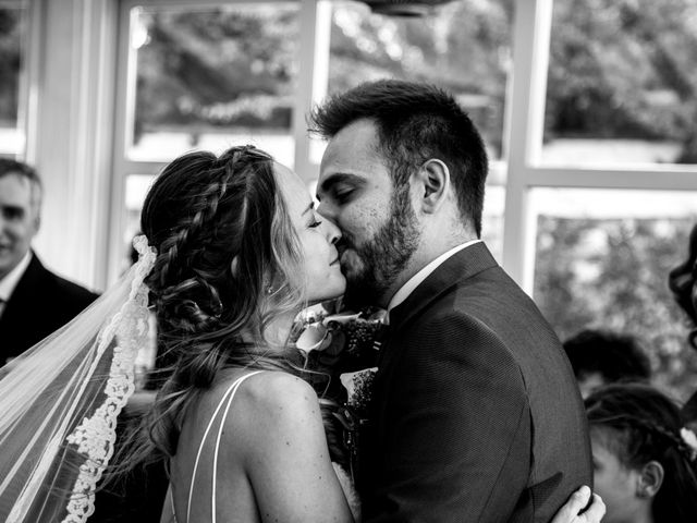 La boda de Max y Laura en Madrid, Madrid 48