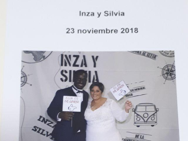 La boda de Inza y Silvia  en Sanlucar De Barrameda, Cádiz 3