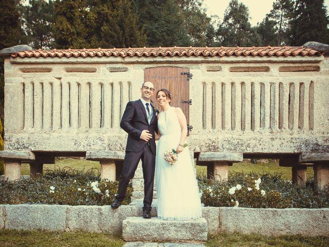 La boda de Pablo y María en Redondela, Pontevedra 17