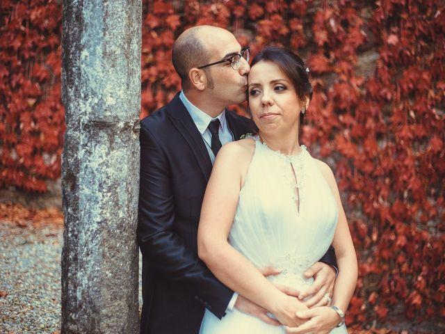 La boda de Pablo y María en Redondela, Pontevedra 18