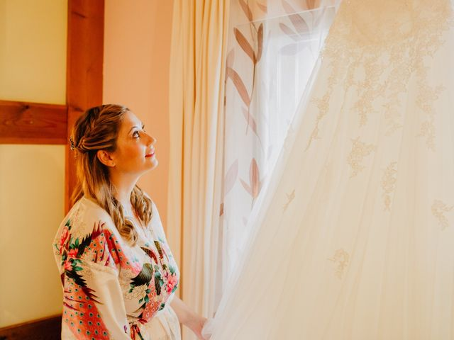 La boda de Diego y Ana en Pinilla Del Valle, Madrid 17