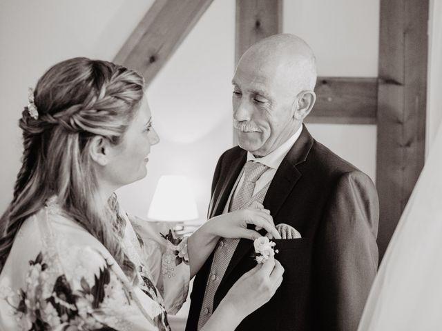 La boda de Diego y Ana en Pinilla Del Valle, Madrid 19