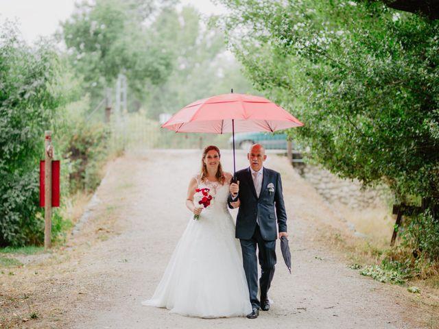 La boda de Diego y Ana en Pinilla Del Valle, Madrid 31