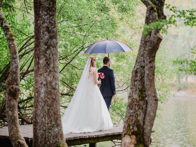 La boda de Diego y Ana en Pinilla Del Valle, Madrid 32