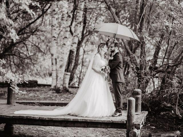 La boda de Diego y Ana en Pinilla Del Valle, Madrid 35