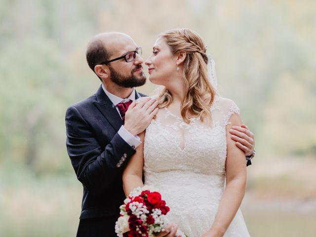 La boda de Diego y Ana en Pinilla Del Valle, Madrid 38