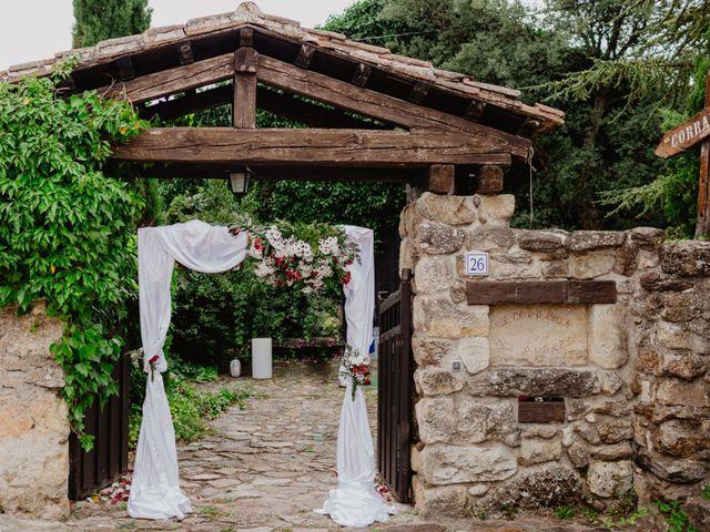La boda de Diego y Ana en Pinilla Del Valle, Madrid 43
