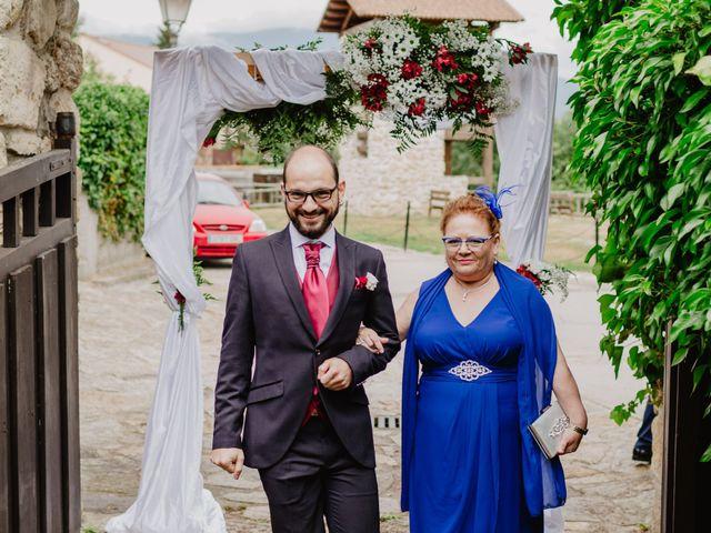 La boda de Diego y Ana en Pinilla Del Valle, Madrid 44