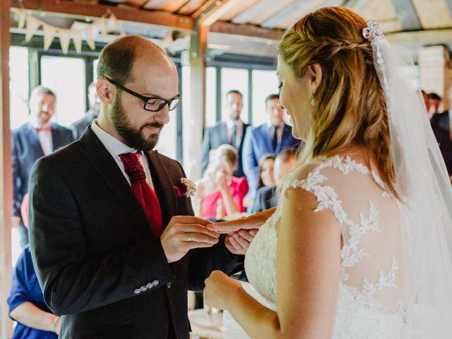 La boda de Diego y Ana en Pinilla Del Valle, Madrid 57