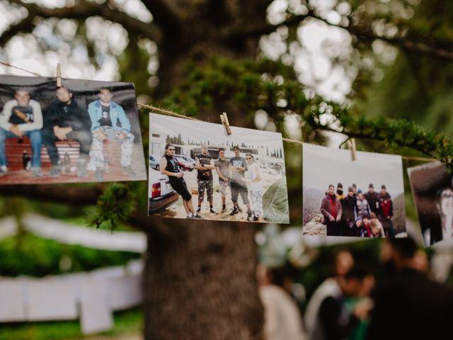 La boda de Diego y Ana en Pinilla Del Valle, Madrid 62