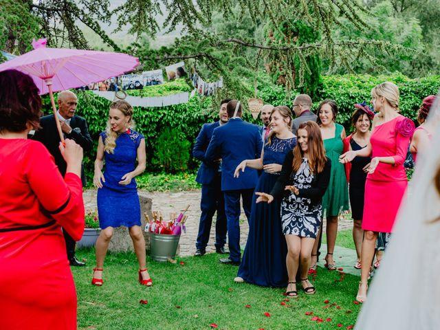 La boda de Diego y Ana en Pinilla Del Valle, Madrid 67