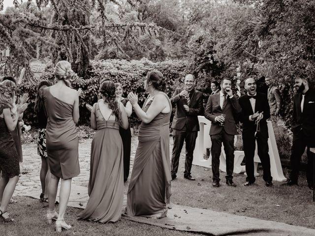 La boda de Diego y Ana en Pinilla Del Valle, Madrid 68