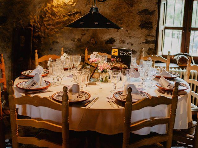 La boda de Diego y Ana en Pinilla Del Valle, Madrid 71