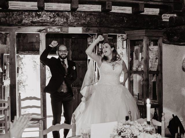La boda de Diego y Ana en Pinilla Del Valle, Madrid 74