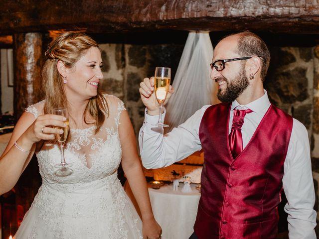 La boda de Diego y Ana en Pinilla Del Valle, Madrid 76