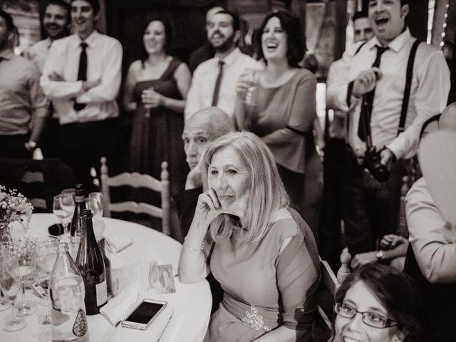 La boda de Diego y Ana en Pinilla Del Valle, Madrid 80