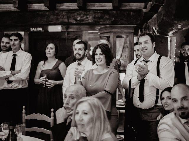 La boda de Diego y Ana en Pinilla Del Valle, Madrid 81