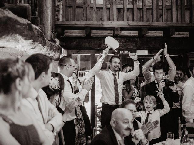 La boda de Diego y Ana en Pinilla Del Valle, Madrid 82