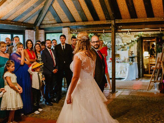 La boda de Diego y Ana en Pinilla Del Valle, Madrid 83
