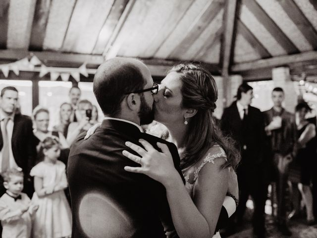 La boda de Diego y Ana en Pinilla Del Valle, Madrid 84