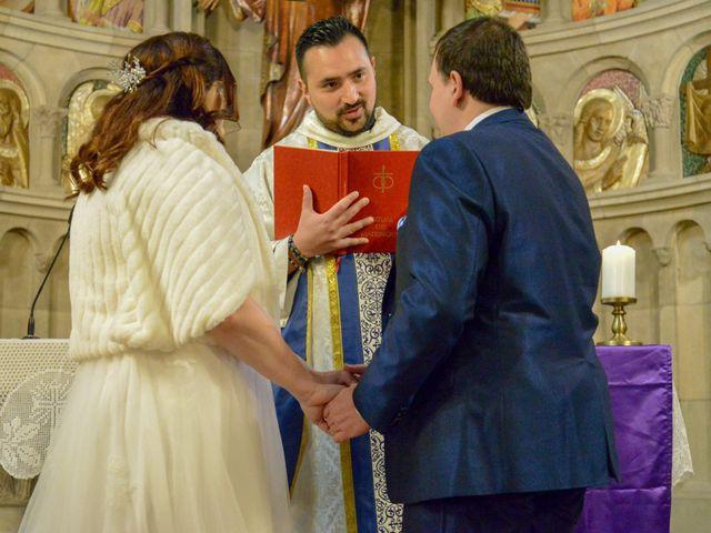 La boda de Luis y Anna en Montcada I Reixac, Barcelona 2