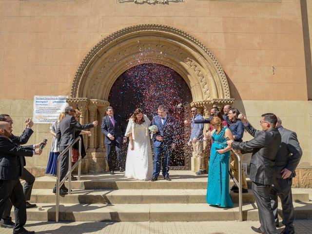 La boda de Luis y Anna en Montcada I Reixac, Barcelona 8
