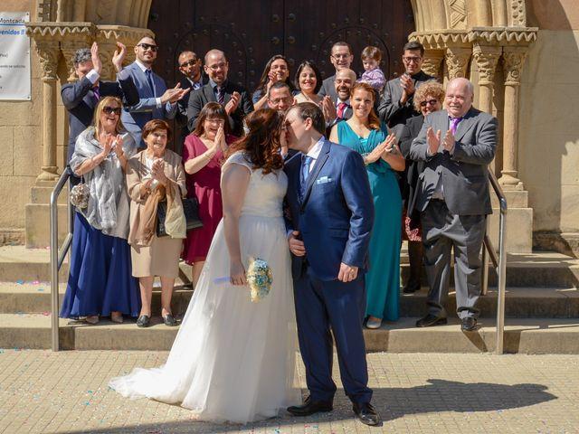 La boda de Luis y Anna en Montcada I Reixac, Barcelona 11