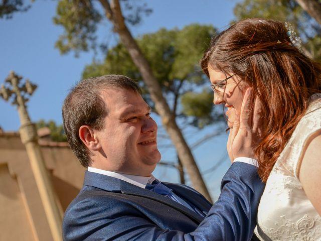 La boda de Luis y Anna en Montcada I Reixac, Barcelona 14