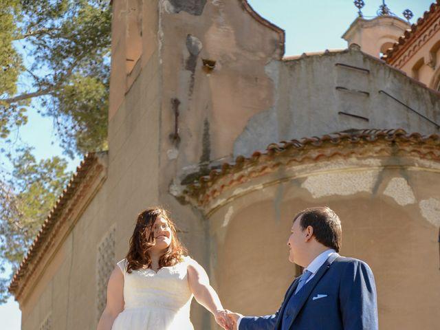 La boda de Luis y Anna en Montcada I Reixac, Barcelona 19