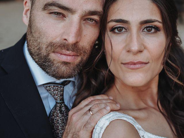 La boda de Estefanía y Alberto