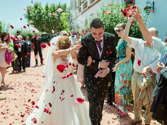 La boda de Christian  y Cristina en Barcelona, Barcelona 7