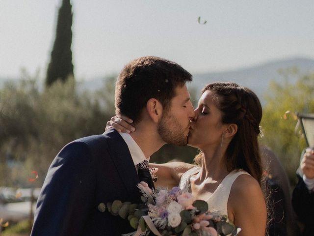 La boda de Estibalitz y Quim