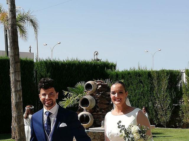 La boda de Luis y Sonia en Villafranca De Los Barros, Badajoz 6
