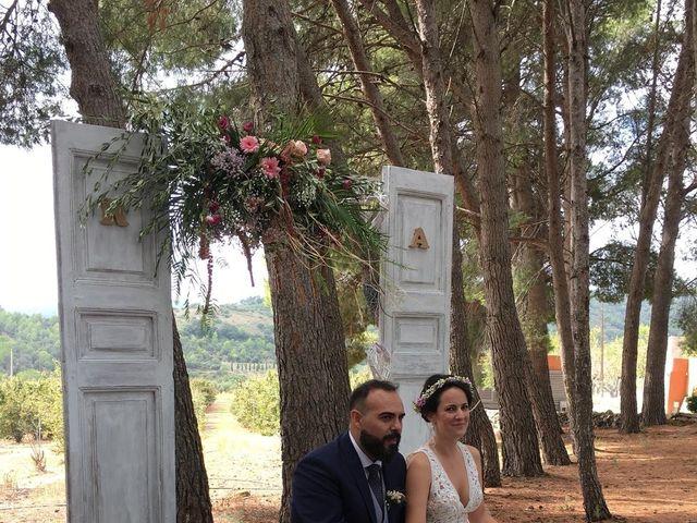 La boda de Rafa y Ana en Reus, Tarragona 6