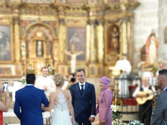 La boda de Jairo y Cristina en Montehermoso, Cáceres 4