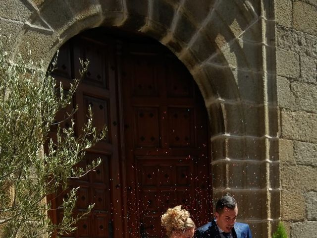 La boda de Jairo y Cristina en Montehermoso, Cáceres 5