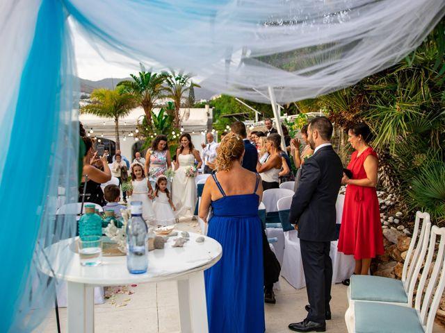 La boda de Saul y Ana en Benalmadena Costa, Málaga 4