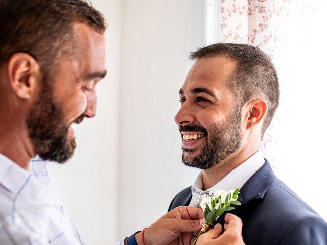 La boda de Saul y Ana en Benalmadena Costa, Málaga 11