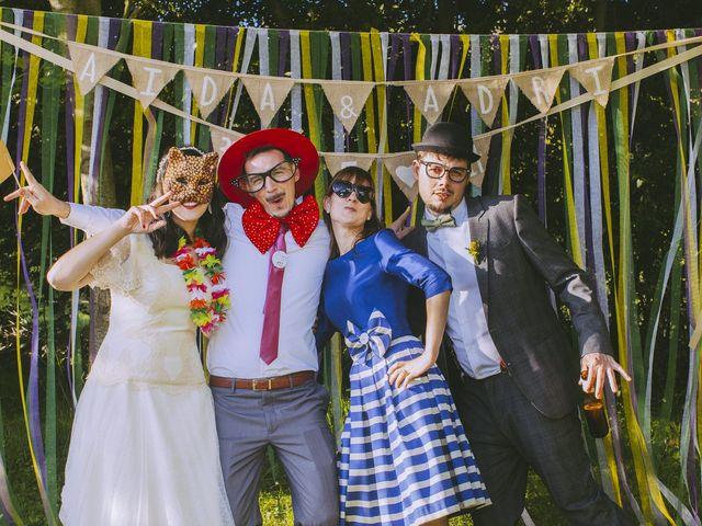 La boda de Adri y Aida en Villaviciosa, Asturias 4
