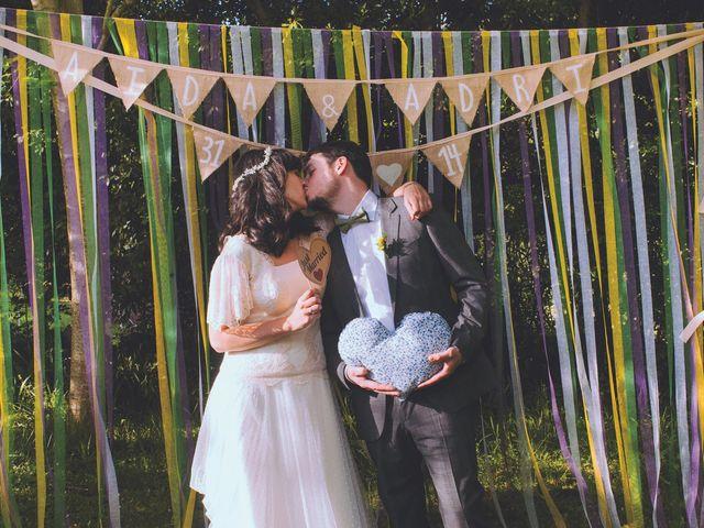 La boda de Adri y Aida en Villaviciosa, Asturias 10