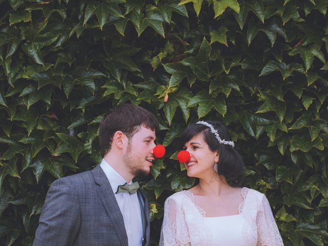La boda de Adri y Aida en Villaviciosa, Asturias 1