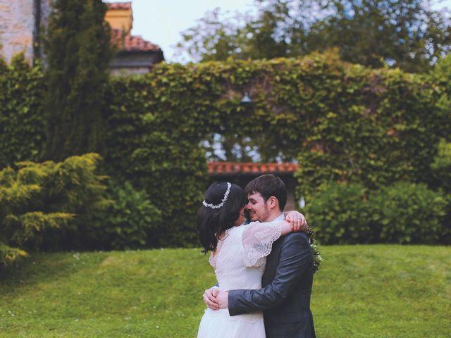 La boda de Adri y Aida en Villaviciosa, Asturias 33